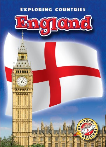 9781600144790: England (Blastoff! Readers: Exploring Countries) (Blastoff Readers. Level 5)