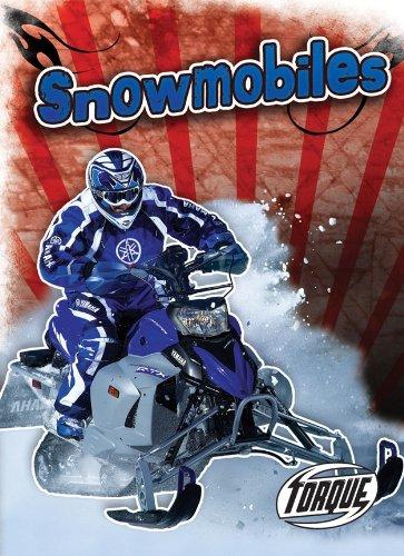 Snowmobiles (Cool Rides): Von Finn, Denny