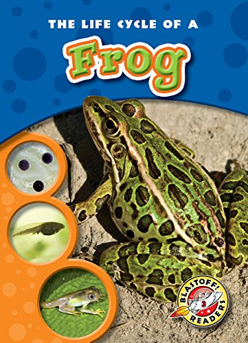 9781600145247: The Life Cycle of a Frog (Paperback) (Blastoff! Readers: Life Cycles) (Life Cycles: Blastoff Readers, Level 3)