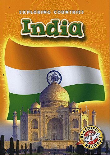 9781600145551: India (Blastoff! Readers: Exploring Countries) (Exploring Countries: Blastoff! Readers, Level 5)