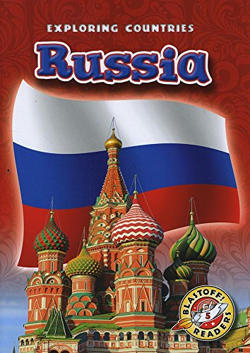 Russia (Paperback) (Blastoff! Readers: Exploring Countries): Jim Bartell