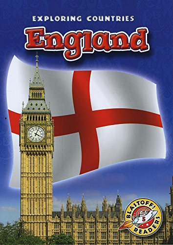 9781600146701: England (Paperback) (Blastoff! Readers: Exploring Countries)