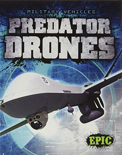 Predator Drones (Library Binding): Denny Von Finn
