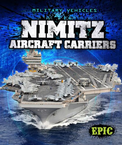 9781600148873: Nimitz Aircraft Carriers (Military Vehicles)