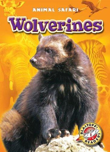 Wolverines (Library Binding): Megan Borgert-Spaniol