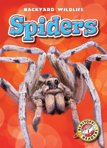 Spiders (Blastoff Readers. Level 1): Megan Borgert-Spaniol