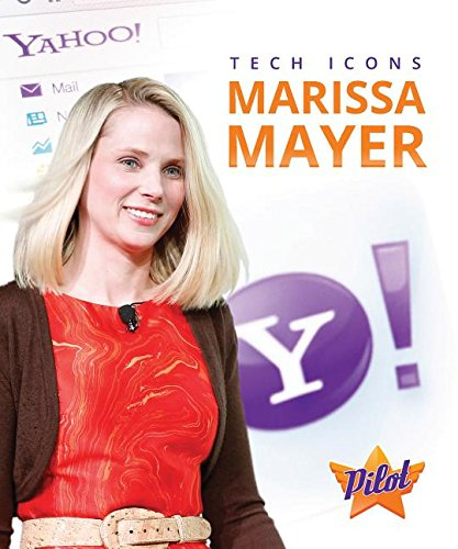 9781600149917: Marissa Mayer (Tech Icons)