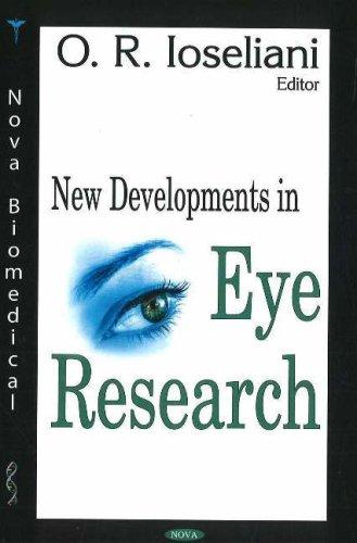 9781600210556: New Developments in Eye Research (Nova Biomedical)