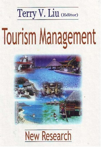 9781600210587: Tourism Management: New Research