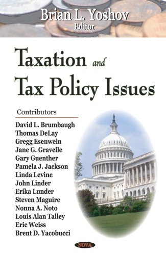 9781600211362: Taxation and Tax Policy Issues