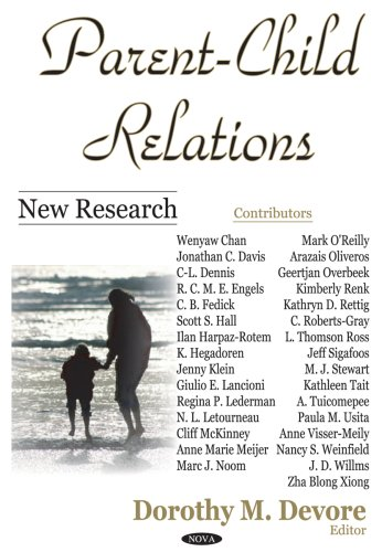 Parent-Child Relations: New Research