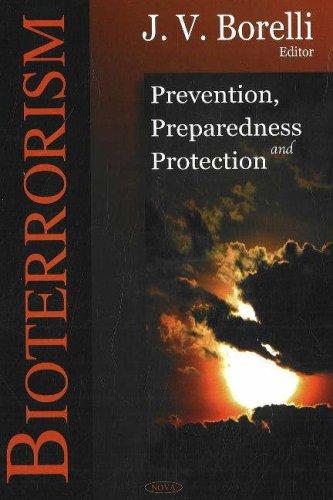 9781600211805: Bioterrorism: Prevention, Preparedness And Protection