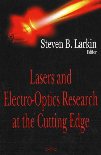 9781600211942: Lasers & Electro-Optics Research at the Cutting Edge