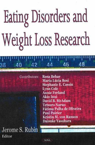 Eating Disorders And Weight Loss Research: Jerome S. Rubin