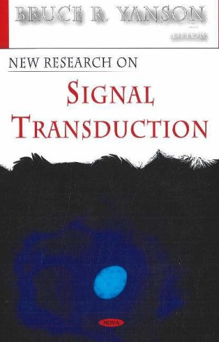 New Research on Signal Transduction: Nova Science Pub Inc