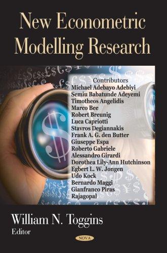 New Econometric Modelling Research: Editor-William N. Toggins