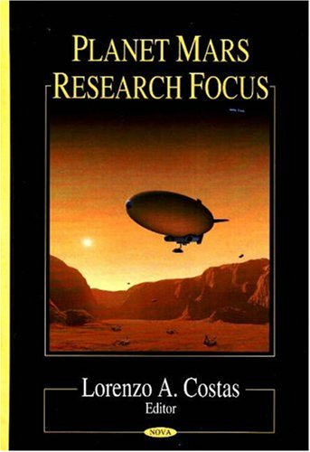 Planet Mars Research Focus
