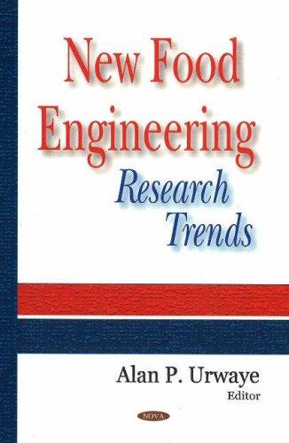 New Food Engineering Research Trends: Conrad O. Perera;