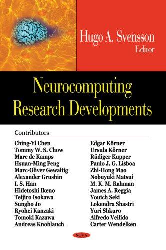 Neurocomputing Research Developments: Korner, Edgar; Kupper,
