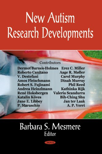 New Autism Research Developments (1600219365) by Bih-Ching Shu; Dermot Barnes-Holmes; Phil Reed; Andrea Heinzlmann; Carol Murphy; Katalin Koves; Erez C. Miller; Aage R. Moller; Roberto Canitano;...