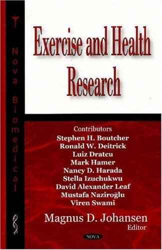 Exercise and Health Research: Magnus D. Johansen