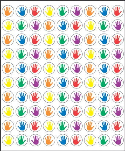 9781600222870: Handprints Chart Seals