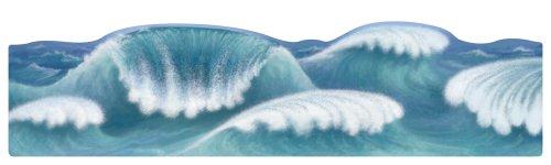 9781600224287: Ocean Waves Straight Borders