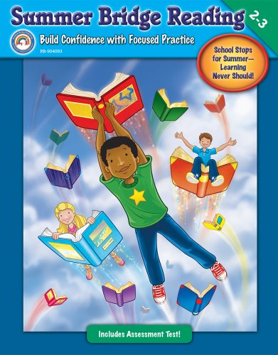 9781600224454: Summer Bridge Reading, Grades 2 - 3