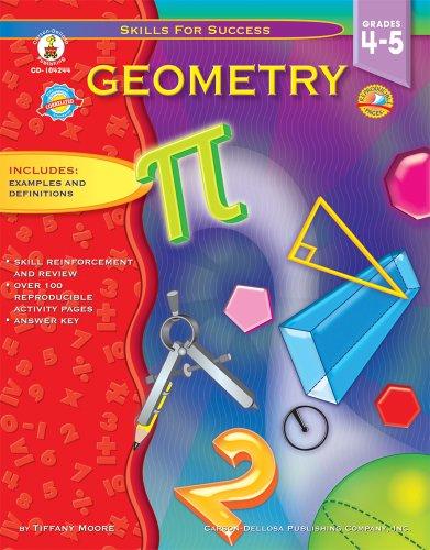9781600225291: Geometry, Grades 4 - 5 (Skills for Success)
