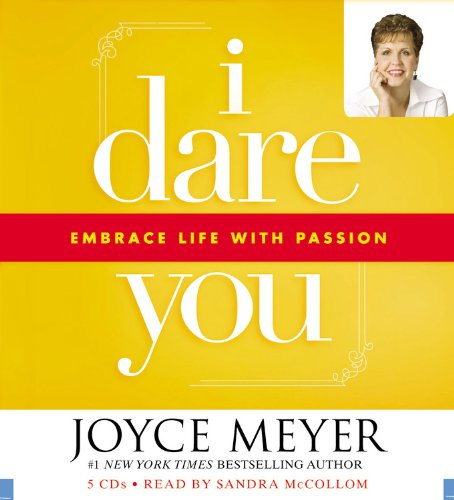 9781600240119: I Dare You: Embrace Life with Passion