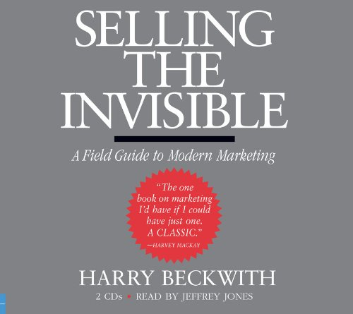 9781600241017: Selling the Invisible: A Field Guide to Modern Marketing
