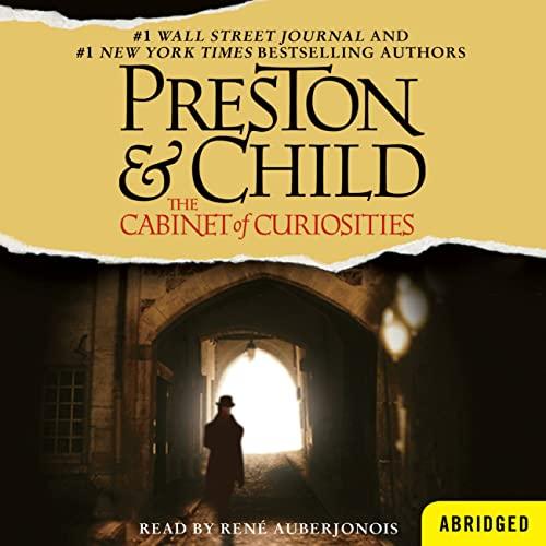 The Cabinet of Curiosities: Lincoln Child, Douglas Preston
