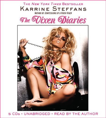 The Vixen Diaries: Karrine Steffans