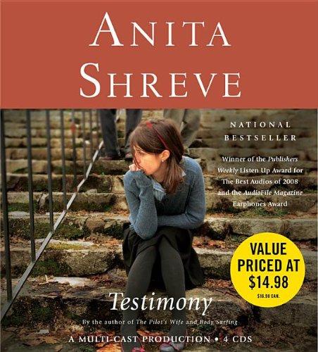 9781600246180: Testimony: A Novel