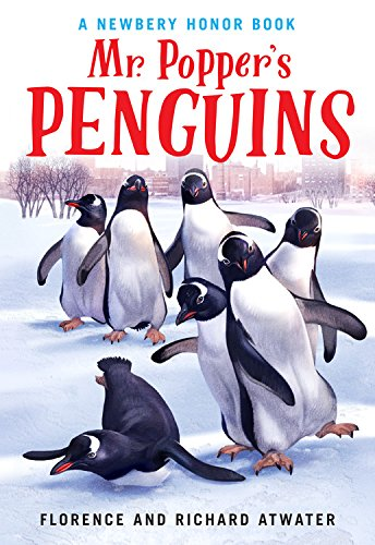 Mr. Popper's Penguins (1600246753) by Richard Atwater; Florence Atwater