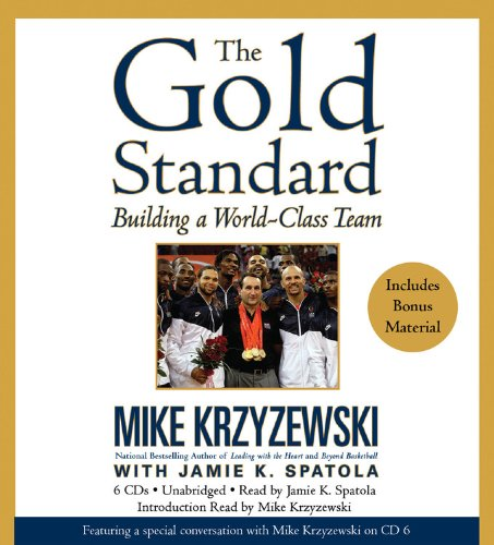The Gold Standard: Building a World-Class Team (9781600246777) by Mike Krzyzewski