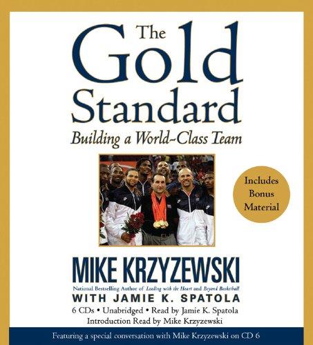 9781600246777: The Gold Standard: Building a World-Class Team
