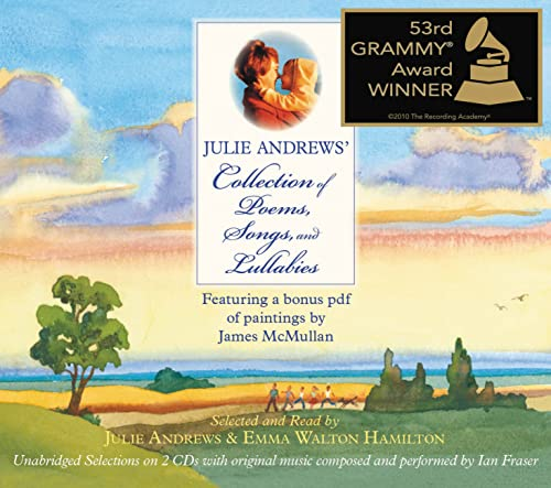 9781600247583: Julie Andrews' Collection of Poems, Songs, and Lullabies