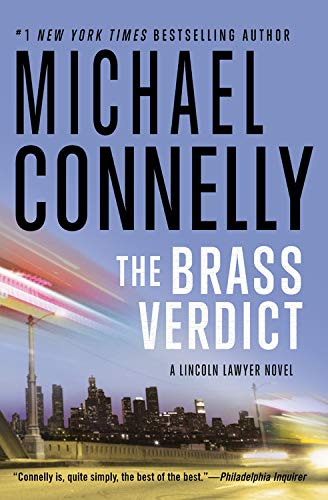 9781600248214: The Brass Verdict: A Novel (A Lincoln Lawyer Novel)