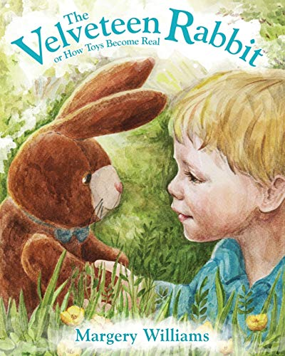 9781600250897: The Velveteen Rabbit: or How Toys Become Real