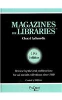 Magazines for Libraries: Katz, Bill