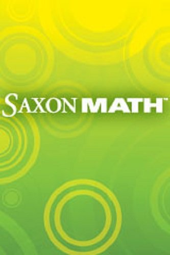 9781600321504: Saxon Math Courses 1-3: Student Reference Chart