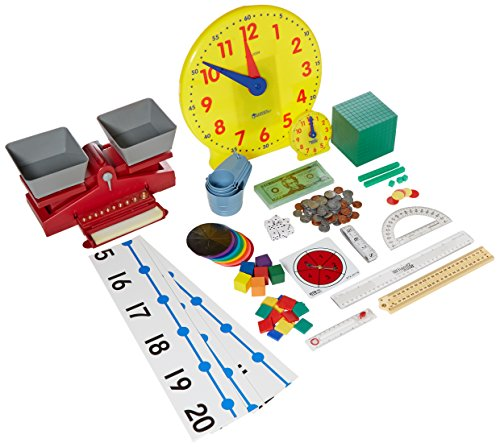9781600323164: Saxon Math: Adaptation Manipulative Kit