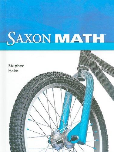 Saxon Math, Intermediate, Grade 3