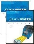 9781600326189: Saxon Math Intermediate 5, Teacher's Manual Volume 1, 4th edition
