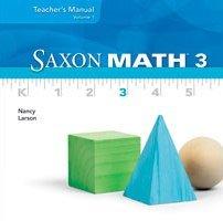 9781600327230: Saxon Math 3: Individual Student Unit
