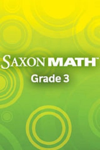 9781600328947: Saxon Math Intermediate 3: Technology Pack