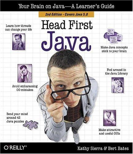 9781600330001: Head First Java