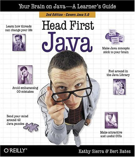 9781600330001: Head First Java