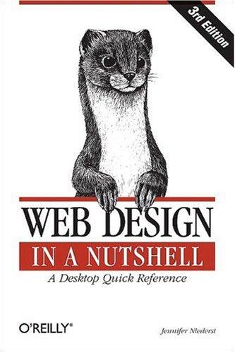 9781600330124: Web Design in a Nutshell (In a Nutshell (O'Reilly))